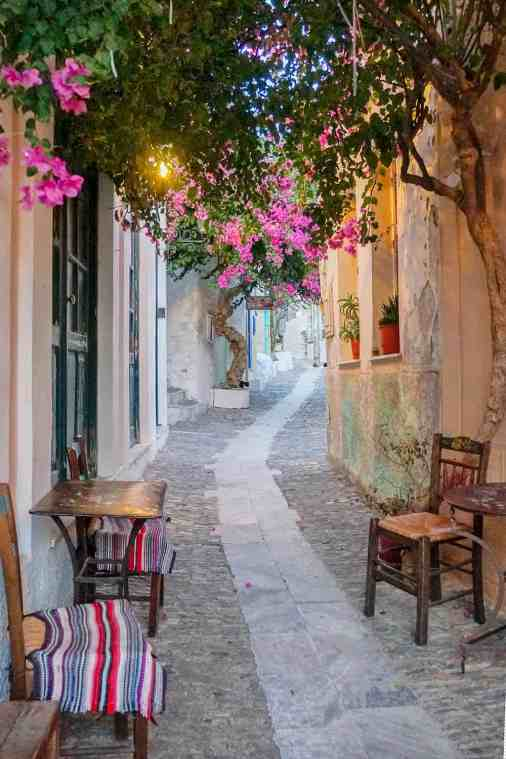 any gyros alley syros greece