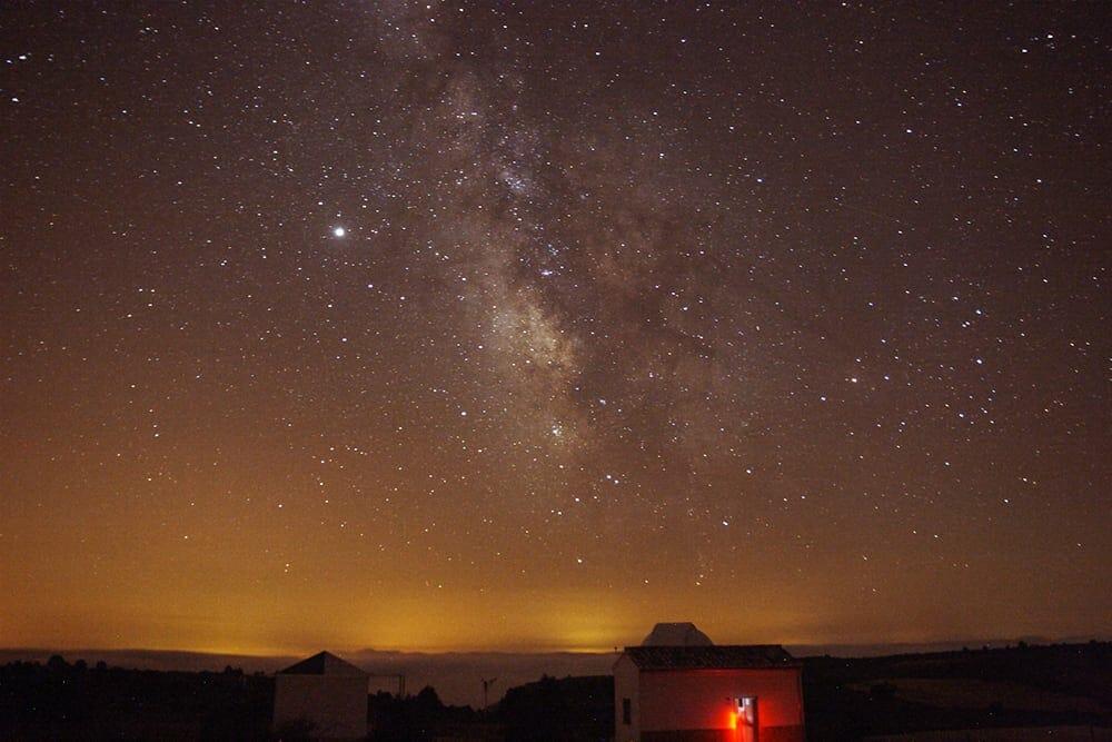 starlight reserve stargazing valencia milky way