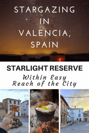 Stargazing in Valencia - A Starlight Reserve Within Easy Reach