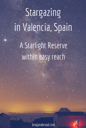 Stargazing in Valencia 3