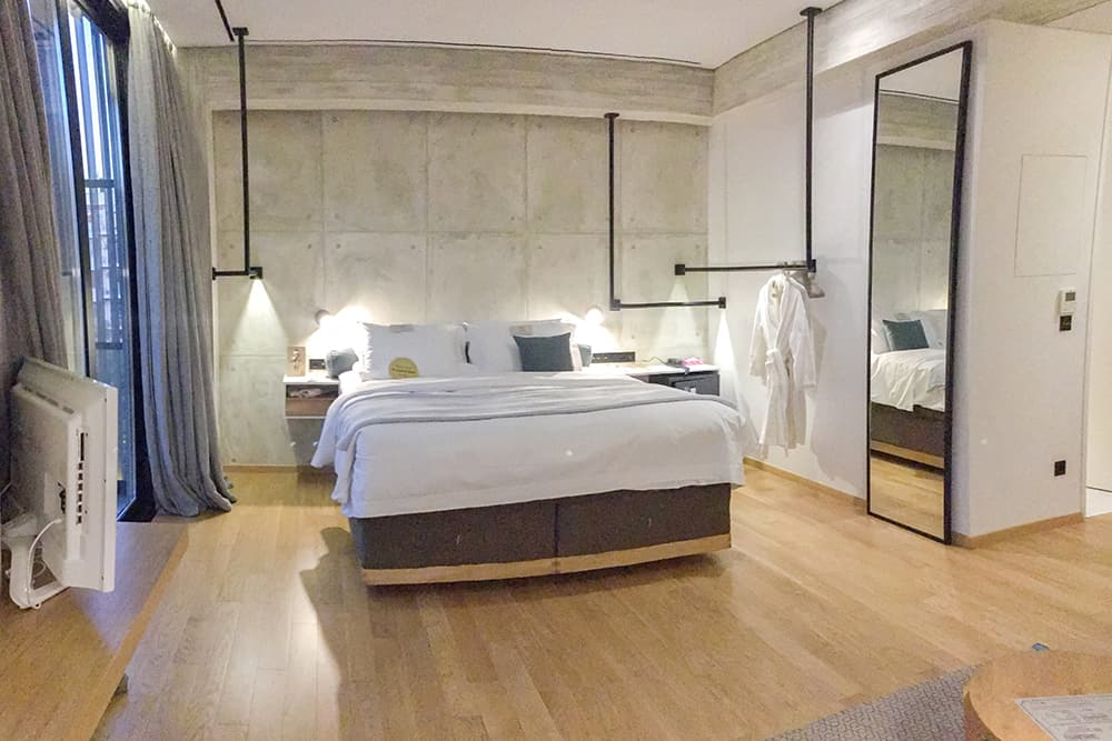 Boulevard Suite at Coco-Mat Athens Boutique Hotel