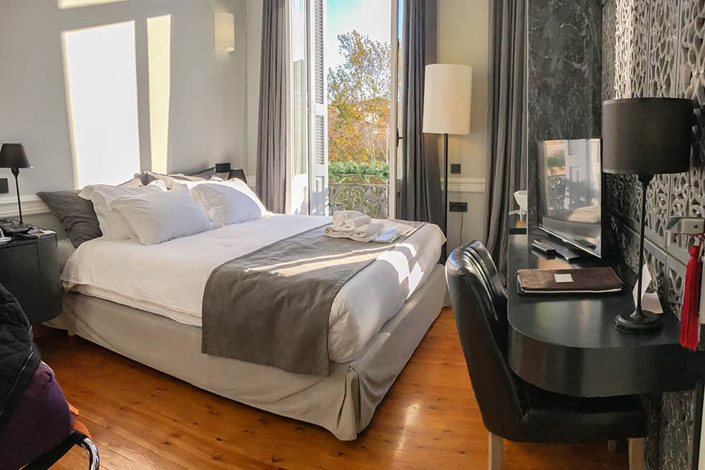 Room at The Zillers Boutique Hotel, Athens