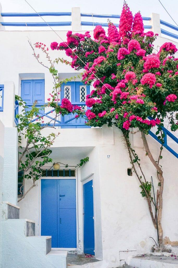 Ano Syros House, Syros
