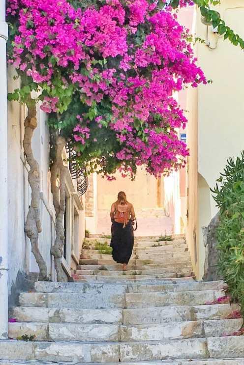 Ermoupoli Alley, Syros