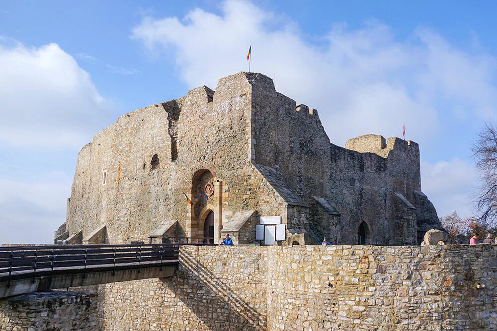 Neamt Citadel, Romania