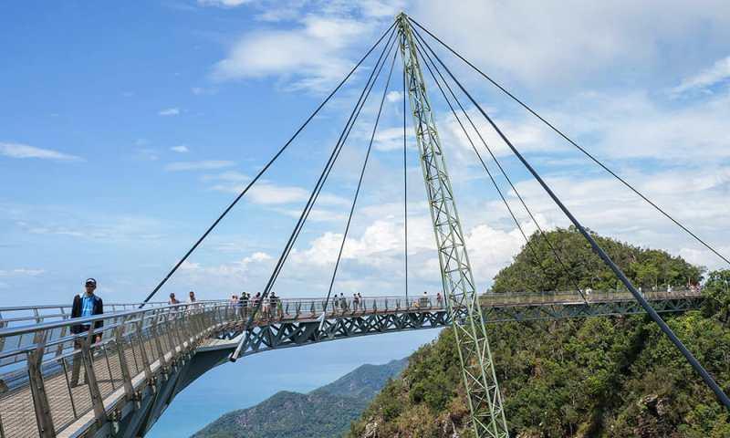 Sky Bridge, Langkawi Malaysia