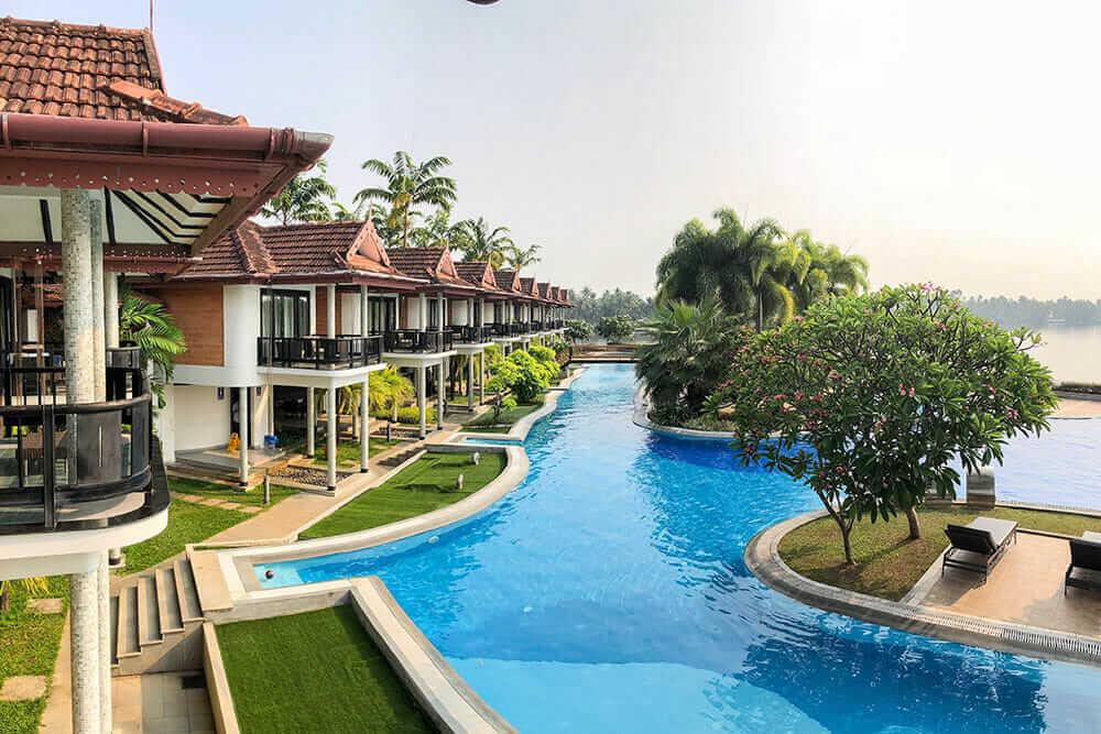 Ramada Cochin Resort Cottage View Kerala
