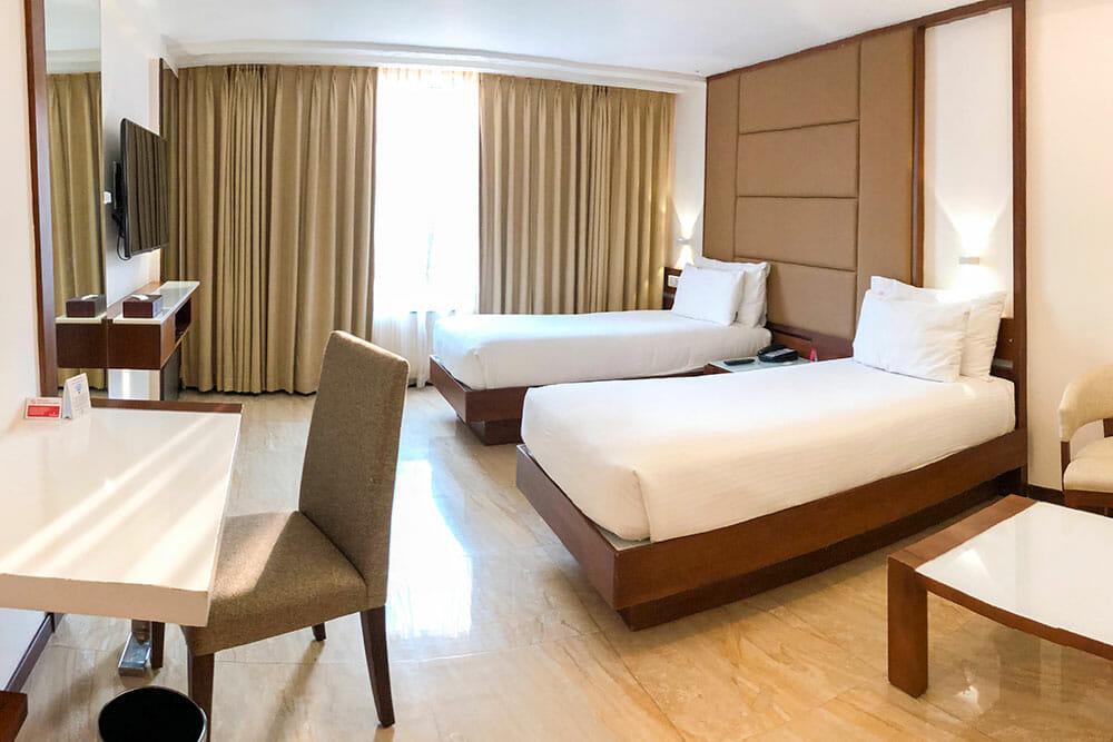 Ramada Cochin Resort Superior Room Kerala