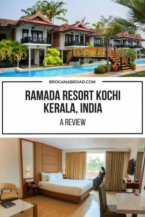 Ramada Cochin Resort has a meandering pool, Kerala's biggest spa and plenty of restaurant choices, making it the perfect hotel choice in Kochi, Kerala if you are looking for a little bit of peace and quiet but want to be within easy reach of the hustle and bustle of the city. #Kerala #India #Ramada #hotels #indiaaccommodation
