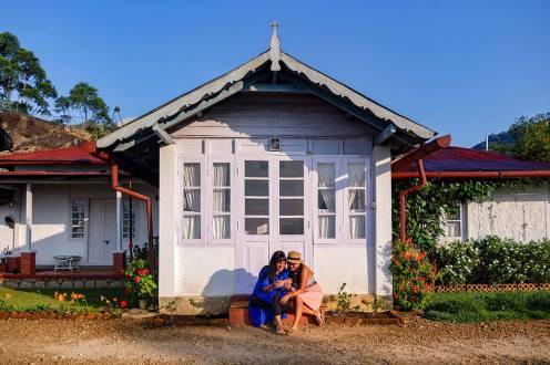 The original bungalow of the Windermere Estate in Munnar, Kerala - #munnar #kerala #india