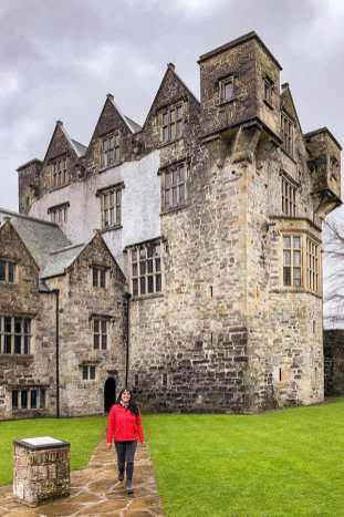 Donegal Castle fortified tower