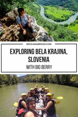 Discovering Bela Krajina and Glamping in Slovenia