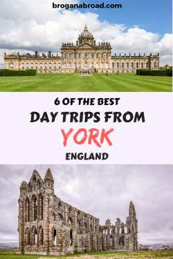 Best Day Trips from York, England