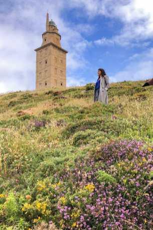 Torre-de-Hercules,-A-Coruña,-Spain-2