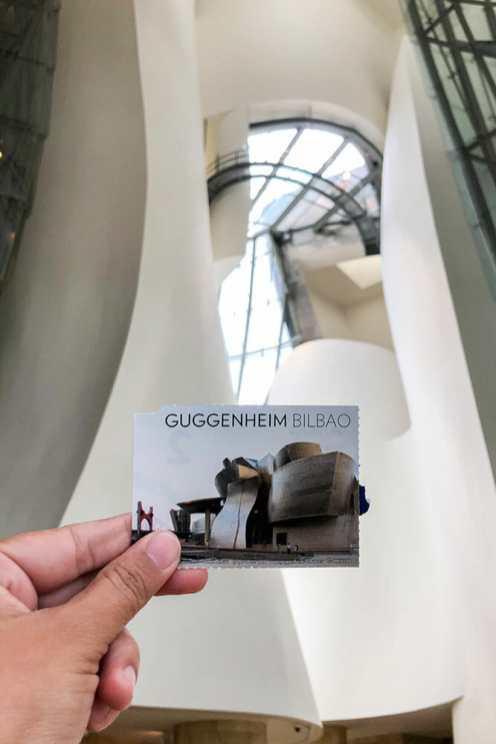Guggenheim-Museum,-Bilbao-4