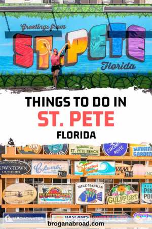 How To Spend One Day In St Pete, Florida