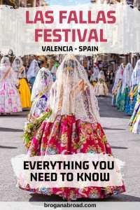 Ultimate Guide to Las Fallas Festival in Valencia, Spain