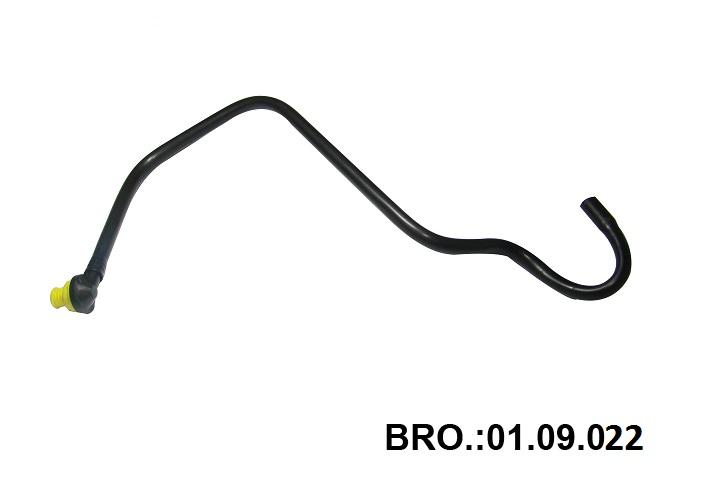 Tubos de Hidrovácuo do Freio – Brogliplast