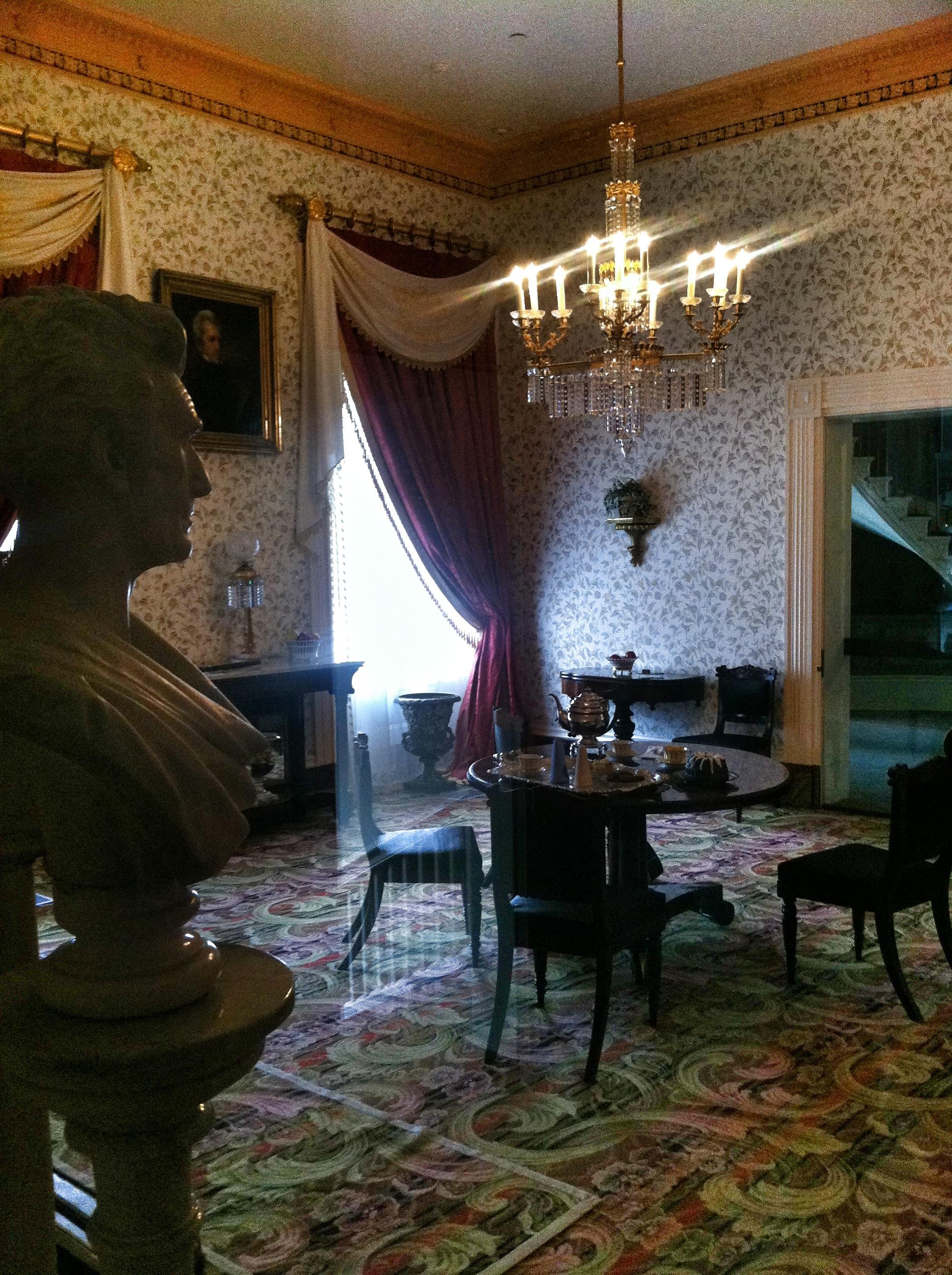 The Hermitage Home of Andrew Jackson  Brohammas