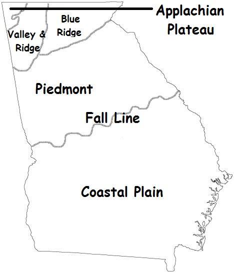 Georgia's Regions