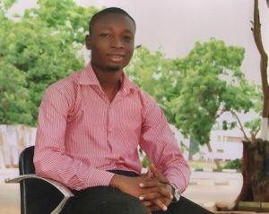 """EXCLUSIVE INTERVIEW: """"THE FIRST TIME I CAME OUT IN CLASS AND SAID, 'WHO WILL BUY?'PEOPLE STARTED LAUGHING AT ME."""" CHIMEX, A UNN MOST ENTERPRISING STUDENT."""