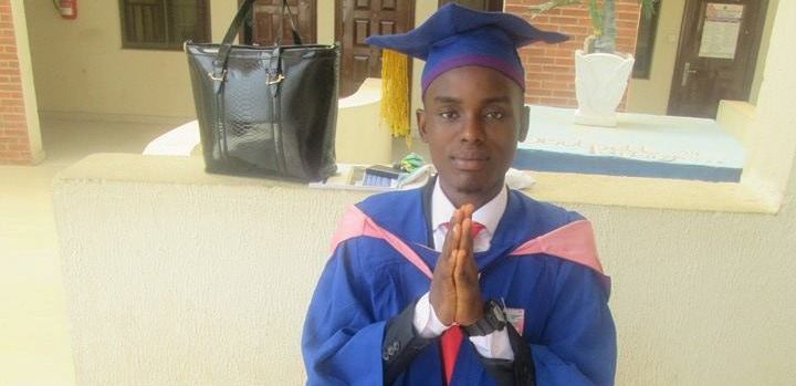"[INTERVIEW] ""I MADE SOME COOL CASH ON CAMPUS"" OYEBAMIJI OLUWAFEMI RILWAN, FUTA GRADUATE"
