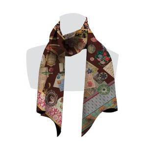 écharpe pour femme