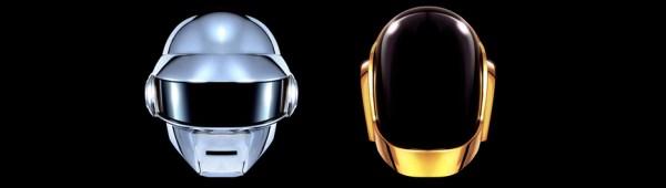Daft Punk Faces