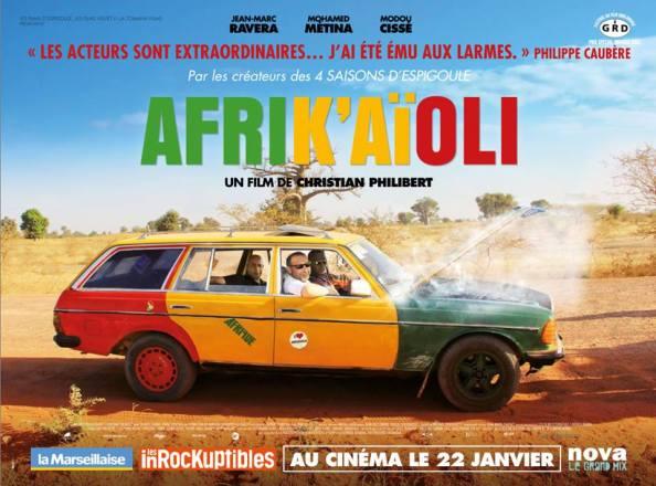 AFRIK'AÏOLI - Caubère