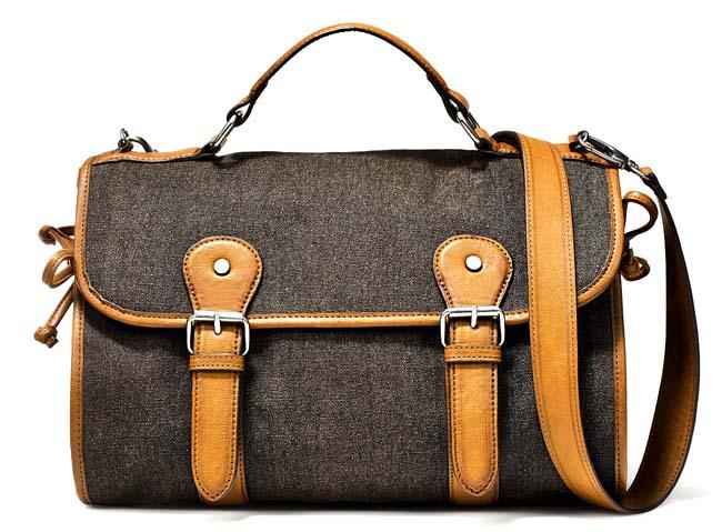 Return To The Classic, Vintage-Inspired, Satchel Handbag - 6 ...