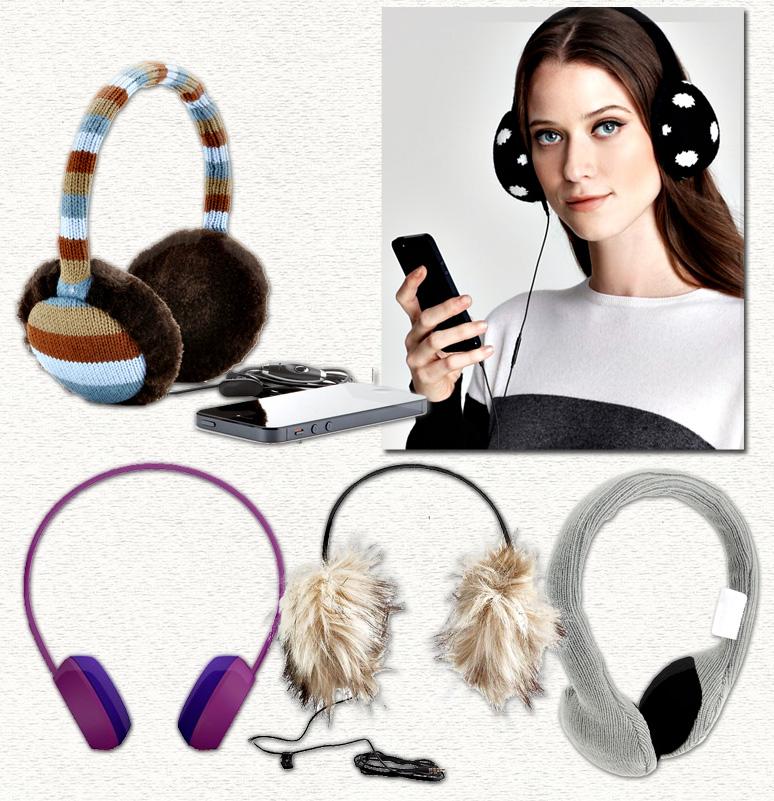 Winter Headphones & Earmuffs