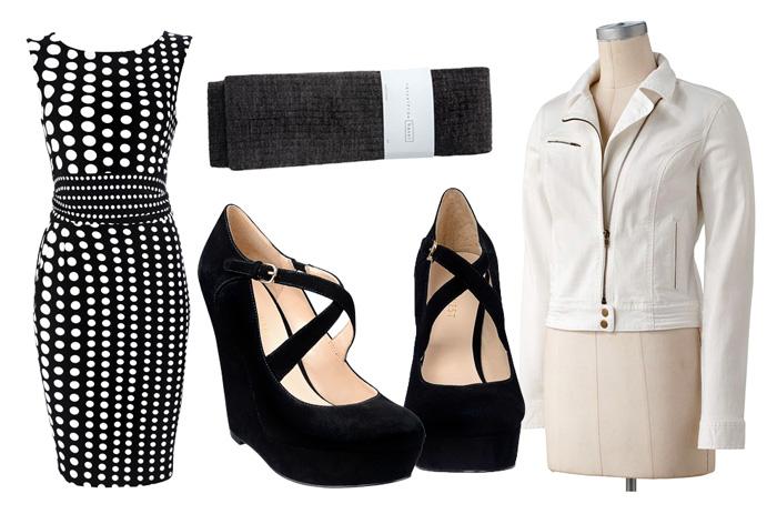 Black & White | Spring 2013 Trends