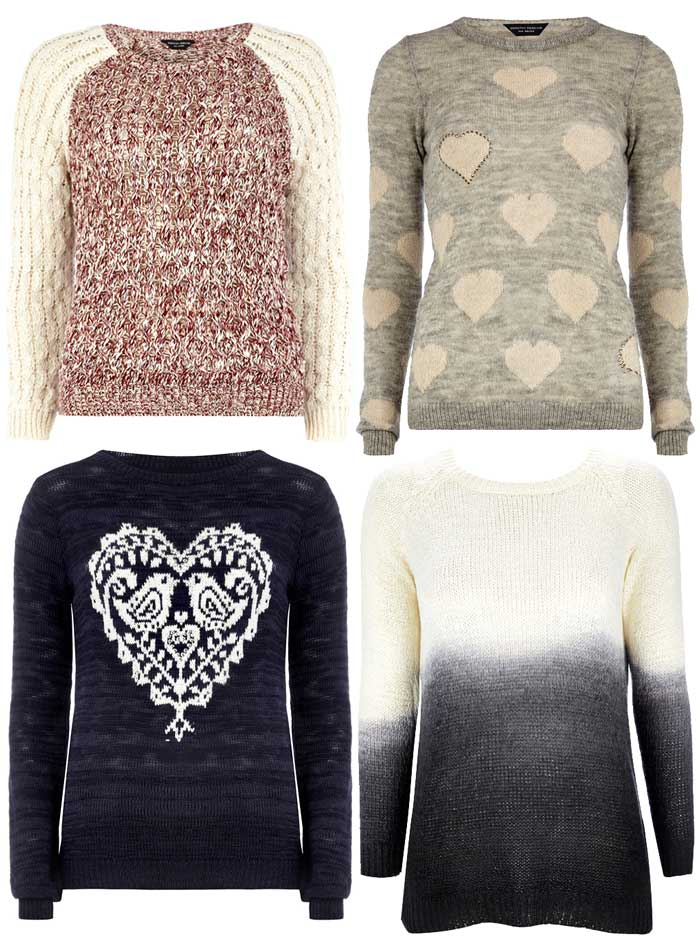 Cozy Winter Sweaters