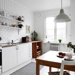 Chandelier-Bedroom-Kitchen