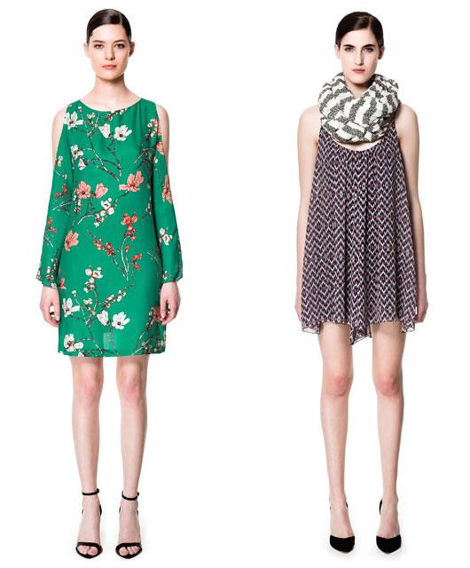 ZARA Dresses