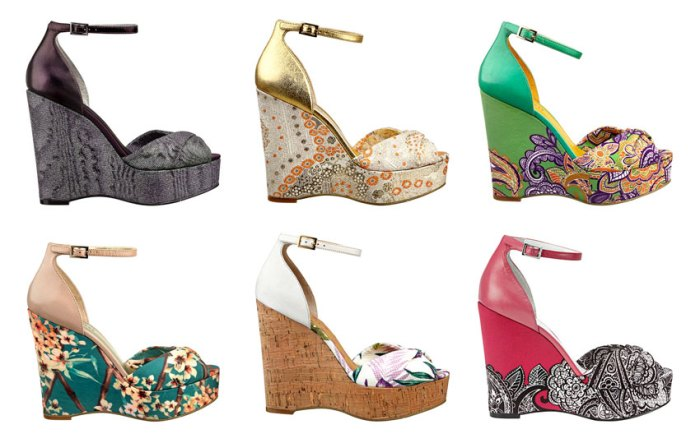 Nine West Digs Wedges All Colors