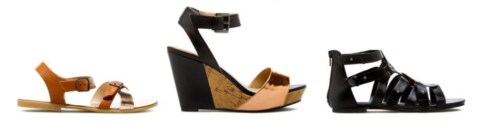 SHOEDAZZLE SANDALS - Rachel Zoe's Favorites