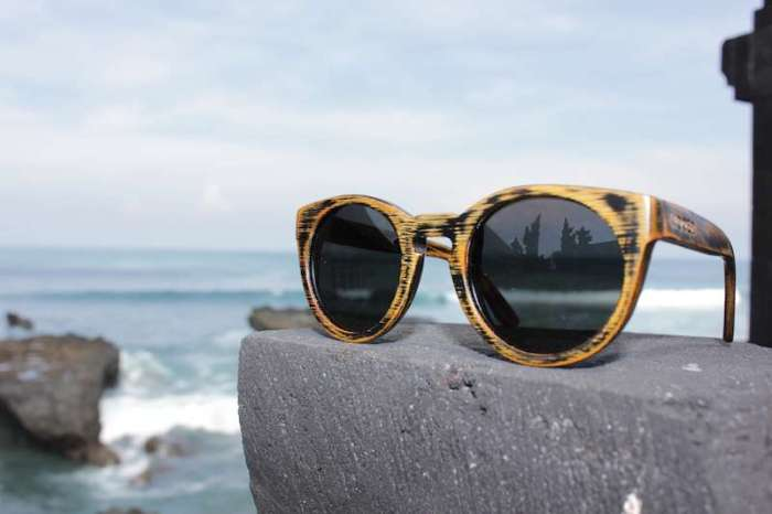WOOED by Wood Limón Sunglasses
