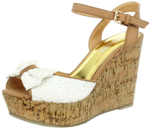 Monday Wedgie: Report Tahlia Wedge Sandals