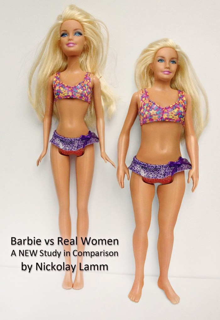 Barbie vs. Real Women