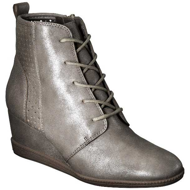Target Wedge Virginia Ankle Boots