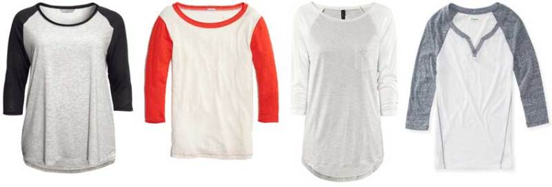 Budget-Friendly Baseball Tees