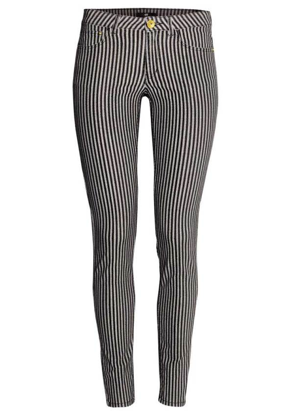 H&M Striped Twill Pants