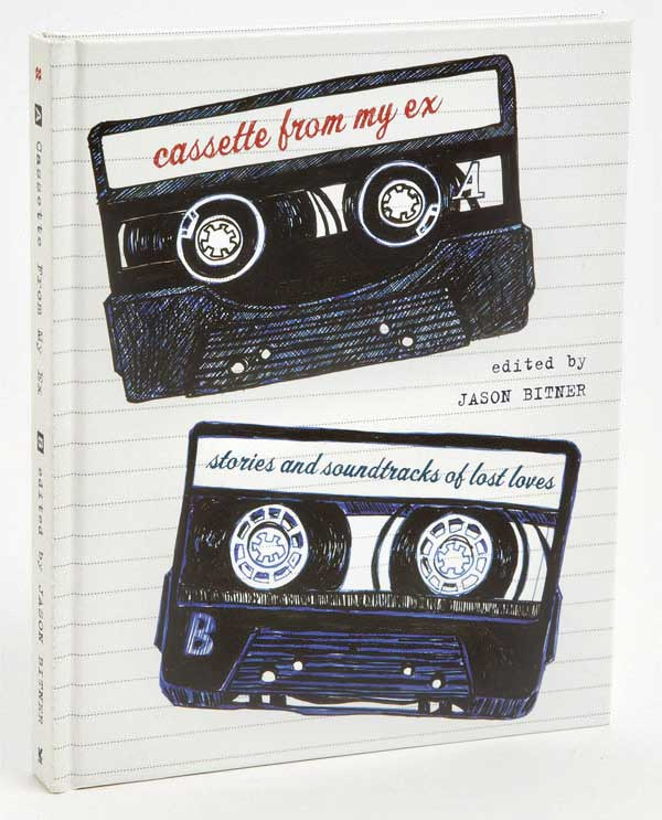 Cassette From My Ex book, edited by Jason Bitner