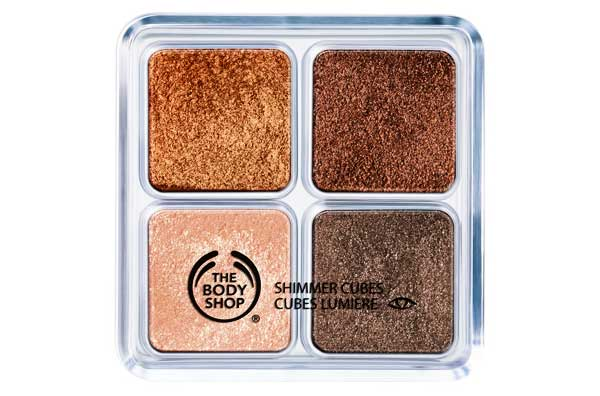 Daily Deal: The body Shop Chocolate Shimmer Cubes