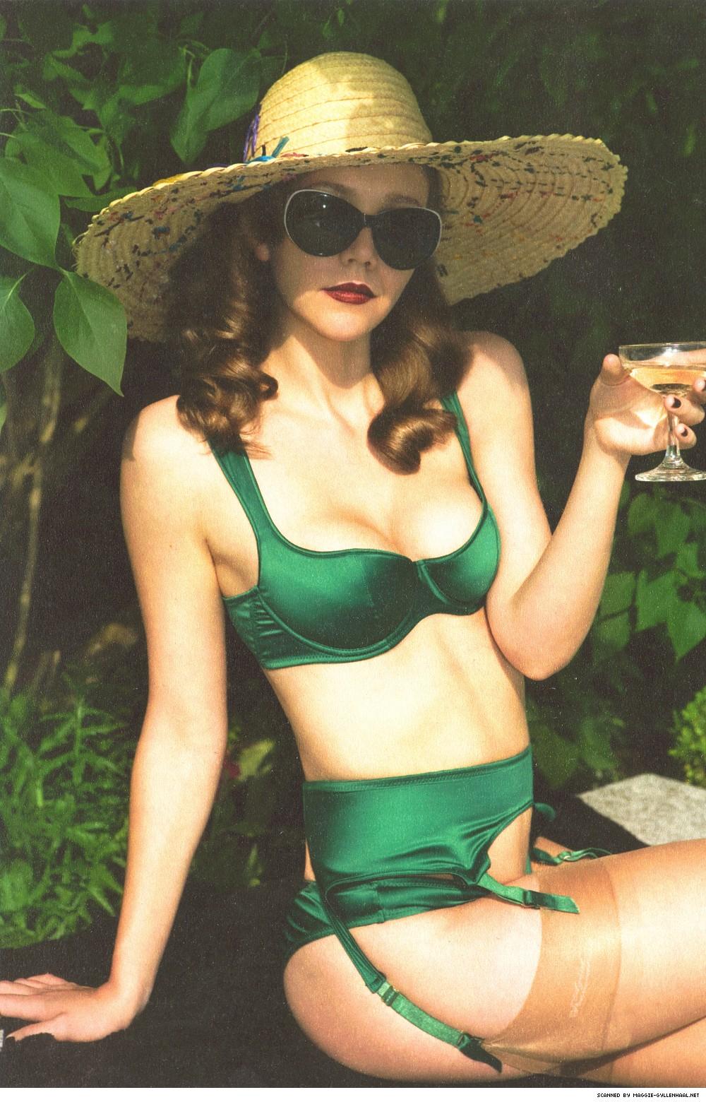 Maggie Gyllenhaal Panties