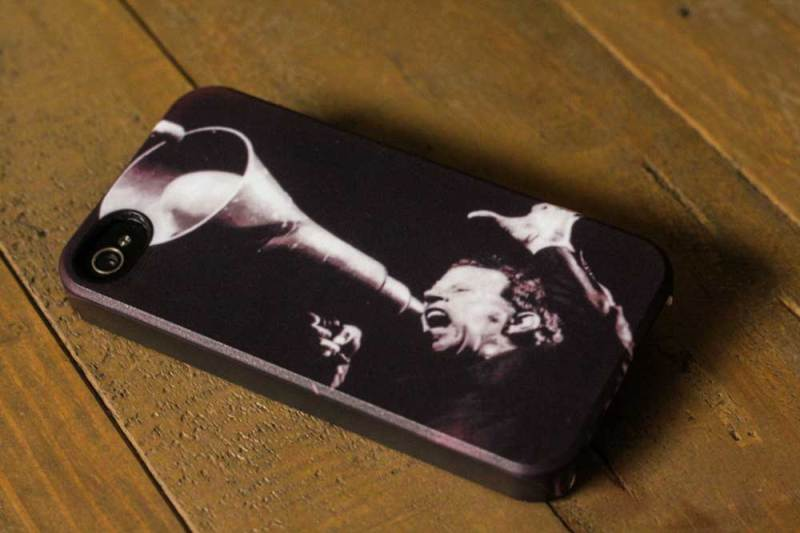 Caseable Tom Waits iPhone Case