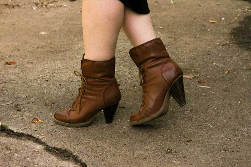 I'm Wearing: My Perfect Boots