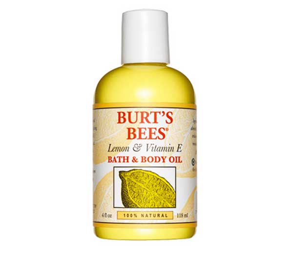 Daily Deal: Burt's Bees Vitamin E & Lemon Oil