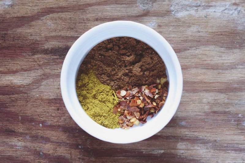 #BrokeLife Recipe: Chana Masala Spice Mix